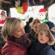 Tractor & Trailer Ride with Santa 8/12/19 image