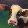 "Paint & Sip ""Midnight Moo"" at 11am $22 image"