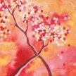 Brunch & Paint! Blossom Tree  at 2pm $29 image
