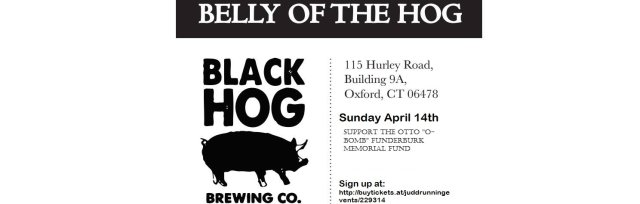 Belly of the Hog Kids Race