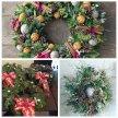 Christmas Door Wreath image