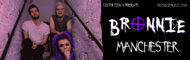 Bronnie live in Manchester