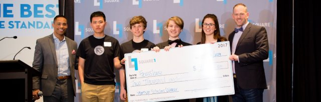 2020 Startup Scholars High School Pitch Competition Luncheon