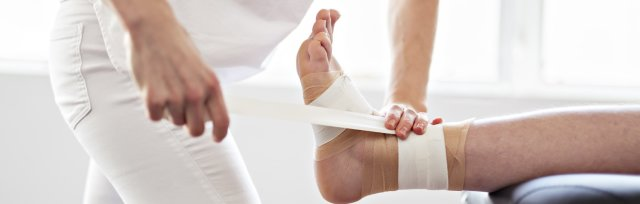 Foot & Ankle Taping Course