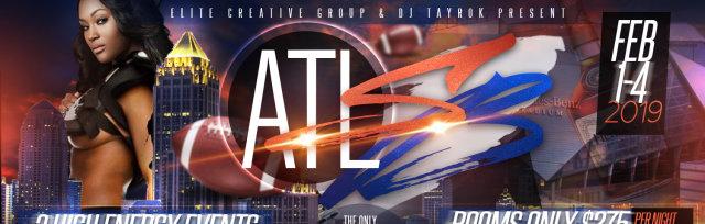 Superbowl 2019 in Atlanta - Elite Creative Group Events & Rooms