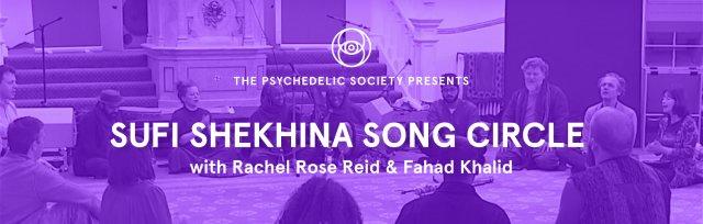 Sufi Shekhina Song Circle