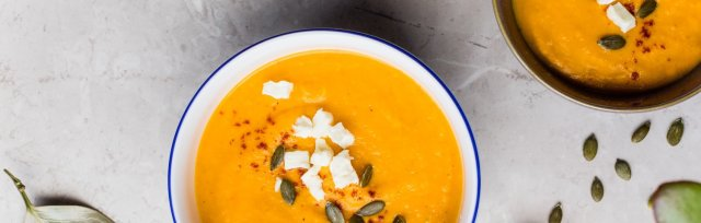 Stocks & Early Fall Soups