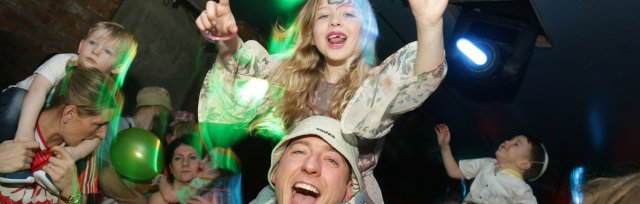 Big Fish Little Fish @ UNLH- (early) New Year's Eve Family Rave feat DJ Food 29 December 12-2pm