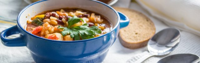 Culinary Competencies: Winter Stocks + Soups