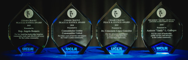 26th Annual Cesar Chavez Peace & Justice Awards Banquet