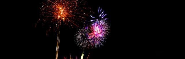 Four Marks Bonfire and Fireworks