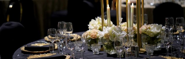 Exclusive Middle Eastern NYE Party - Black & Gold Edition - Crowne Plaza Kensington