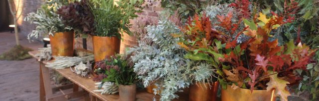 Make your own: Wild at Heart Christmas Centrepiece