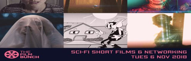 Buy tickets for Sci-Fi Short Films & Networking at St  Margaret's