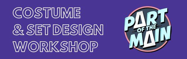 Costume & Set Design Workshop