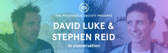 David Luke & Stephen Reid in conversation