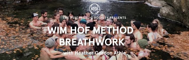 Wim Hof Method Breathwork