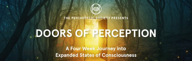 Doors of Perception: Four Week Journey