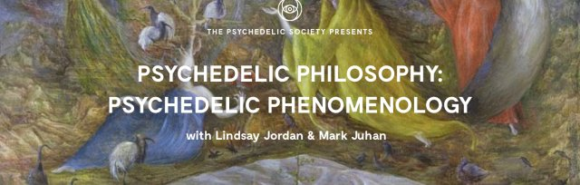 Psychedelic Philosophy: Psychedelic Phenomenology