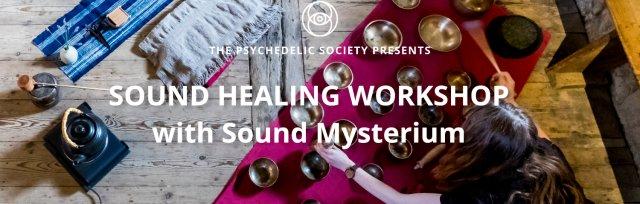 Sound Healing Workshop with Sound Mysterium
