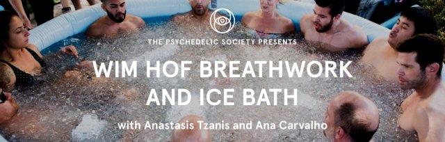 Wim Hof Breathwork and Ice Bath