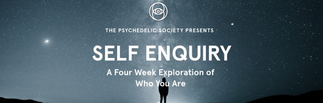 Self Enquiry: A Four Week Exploration