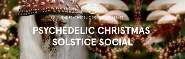 Psychedelic Christmas Solstice Social
