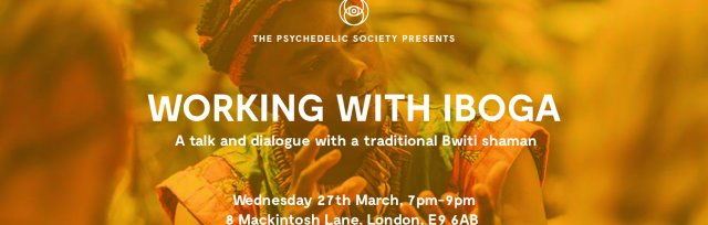Working with Iboga: A dialogue with a traditional Bwiti shaman