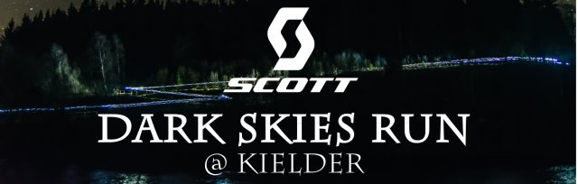 SCOTT Dark Skies Run Triple Platinum