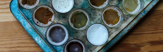 Beer Tasting & Discussion on Sustainability & Local Sourcing with Fibonacci Brewing Company