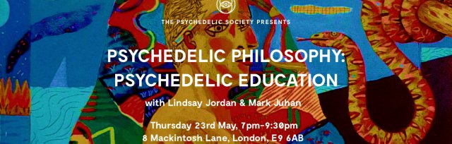 Psychedelic Philosophy: Psychedelic Experience as Education