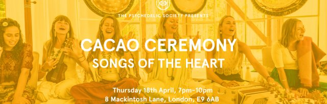 Cacao Ceremony: Songs of the Heart