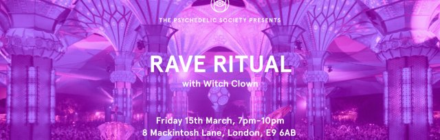 Rave Ritual: Manifest Through Dance