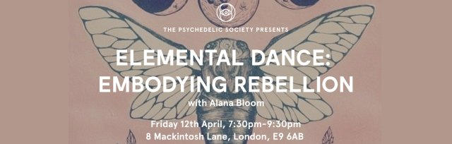 Elemental Dance: Embodying Rebellion