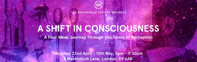 A Shift of Consciousness: A Four Week Journey Through the Doors of Perception