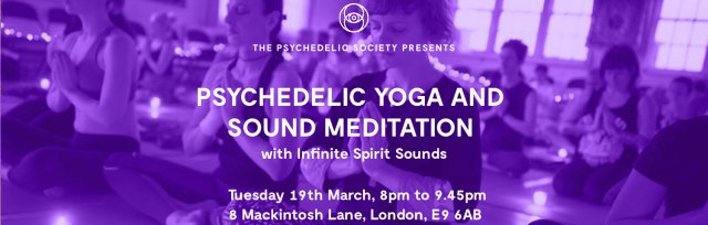 Psychedelic Yoga & Sound Meditation
