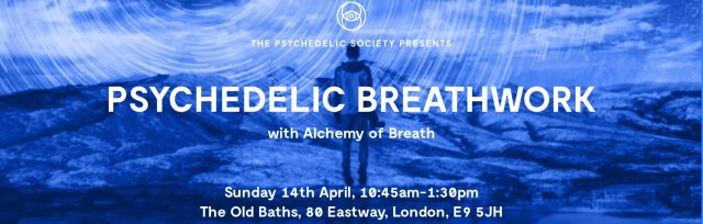 Psychedelic Breathwork with Alchemy of Breath