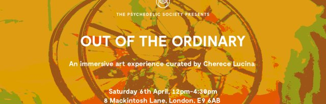 Out of the Ordinary: An Immersive Art Experience