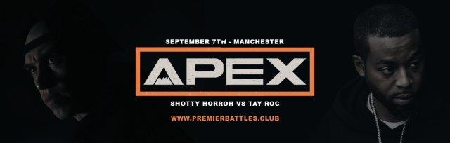 Apex   Shotty Horroh vs Tay Roc