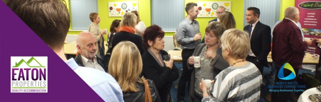 North Notts BC Breakfast Networking  - March 2019