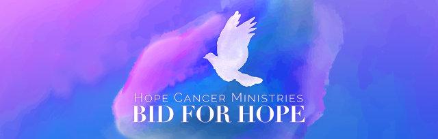 Bid for Hope 2019