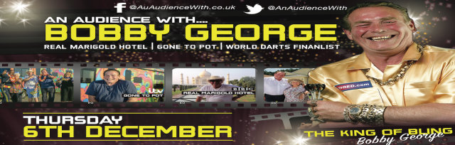 An Audience With Bobby George