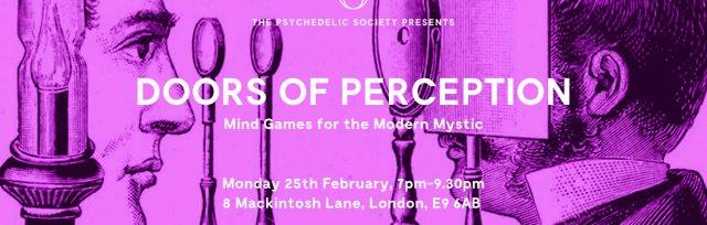 Doors of Perception: Mind Games for Modern Mystics