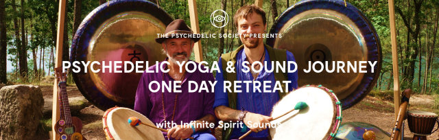 Psychedelic Yoga & Sound Journey One Day Retreat