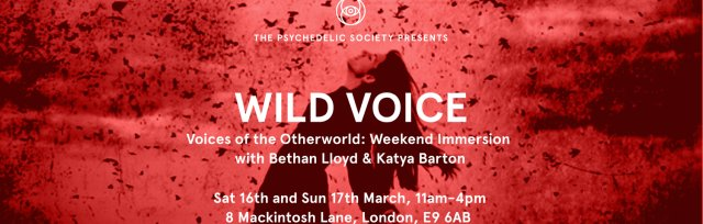 Wild Voice: Weekend Immersion