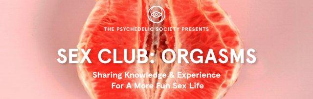 Sex Club: Orgasms