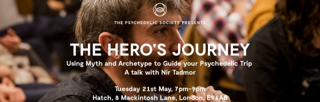 The Hero's Journey Through the Psychedelic Experience