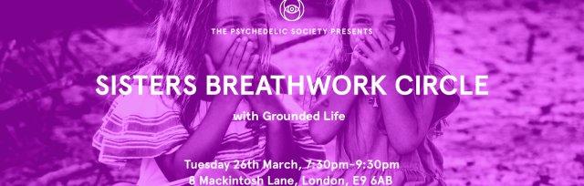 Sisters Breathwork Circle