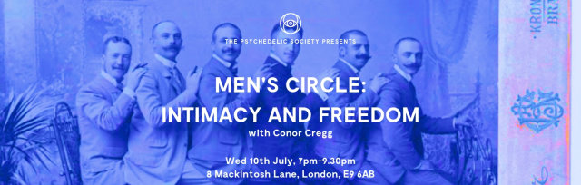 Men's Circle: Intimacy and Freedom