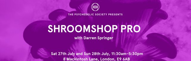 Shroomshop Pro: A Magic Weekend of Mushroom Cultivation